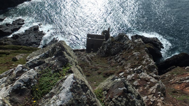 The Crowns Engine House - Botallack
