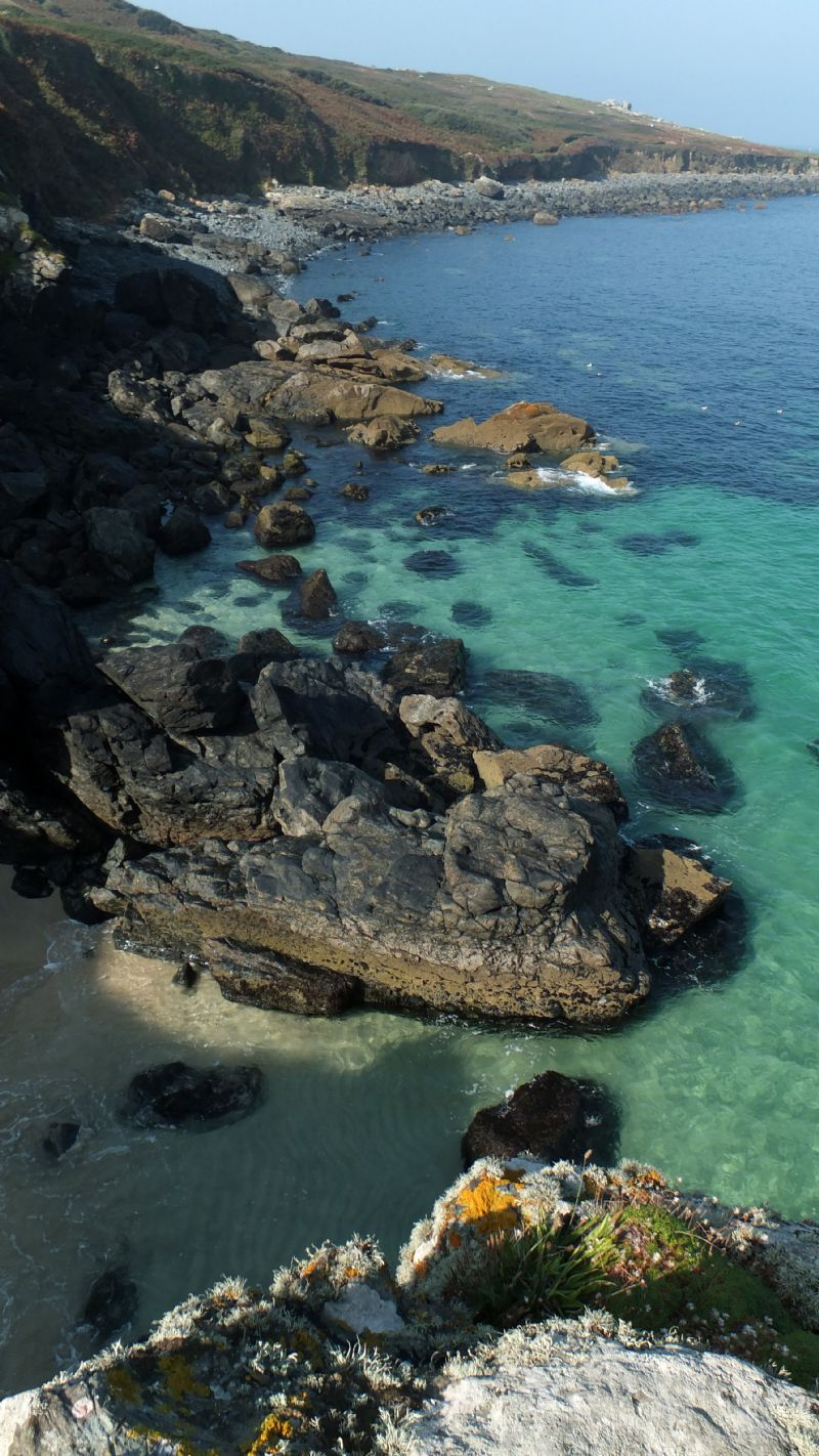 Secluded Cove near St Ives