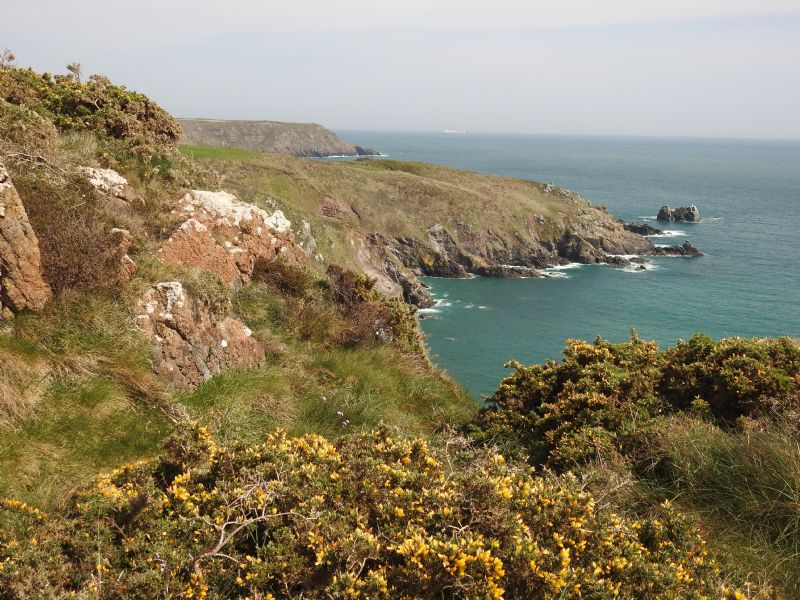 Coastal Footpath between Kennack Sands and Coverack