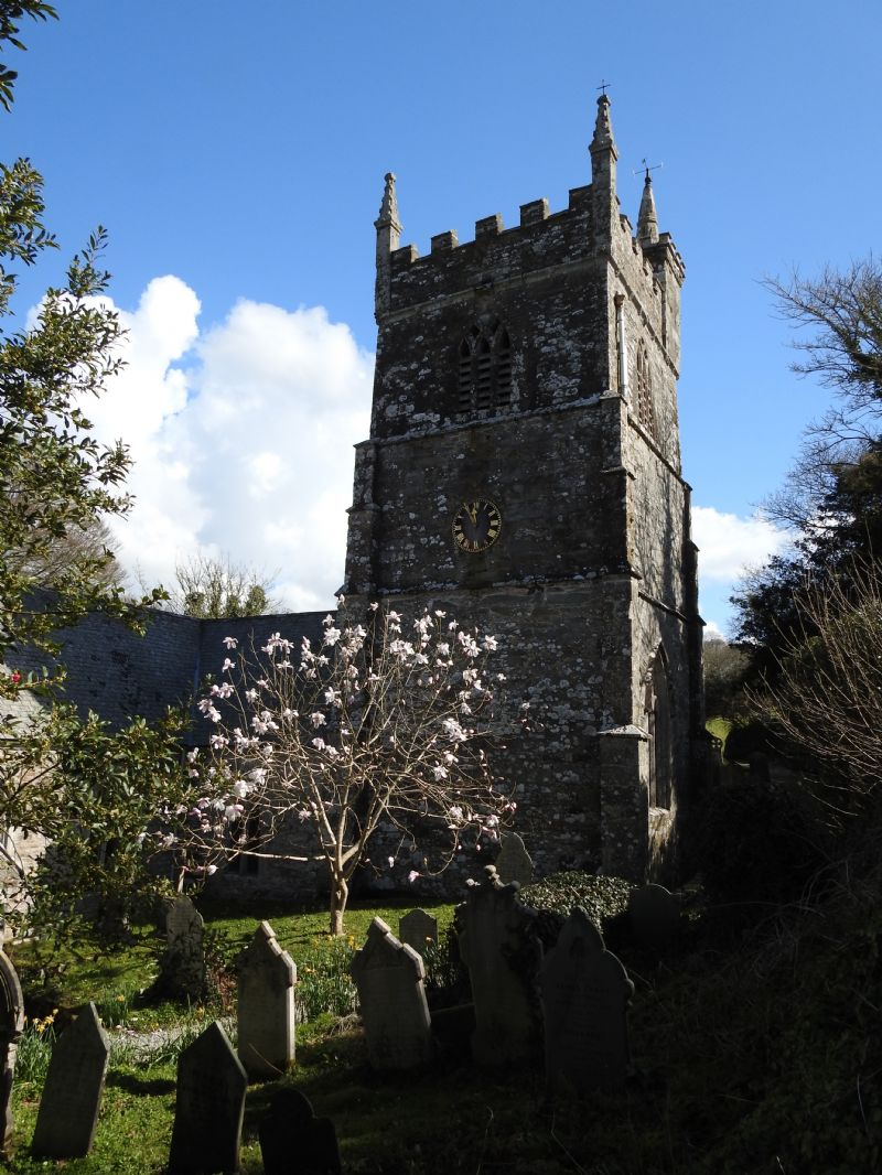 Veryan Church