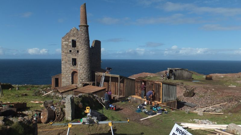 West Wheal Owles Transforms to Wheal Grace