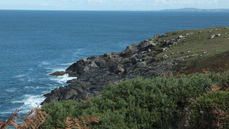 Coast Path between Zennor and St Ives