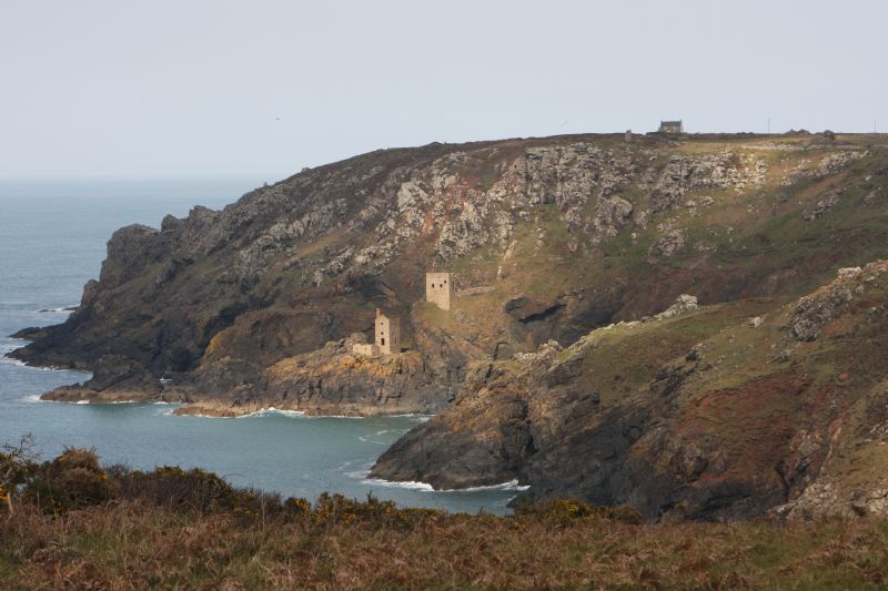 Crowns Engine Houses, Botallack
