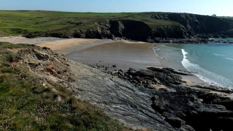 Church Cove at Gunwalloe