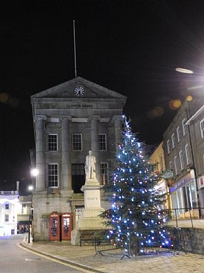 Christmas in Penzance