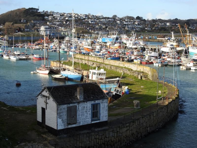 Newlyn Harbour Old Quay