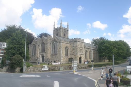 Bodmin's Church