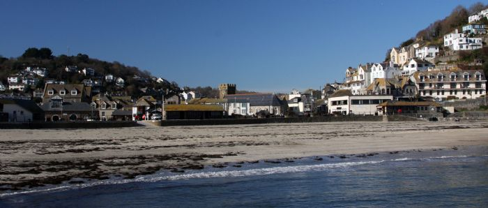 Looe Beach - East Looe