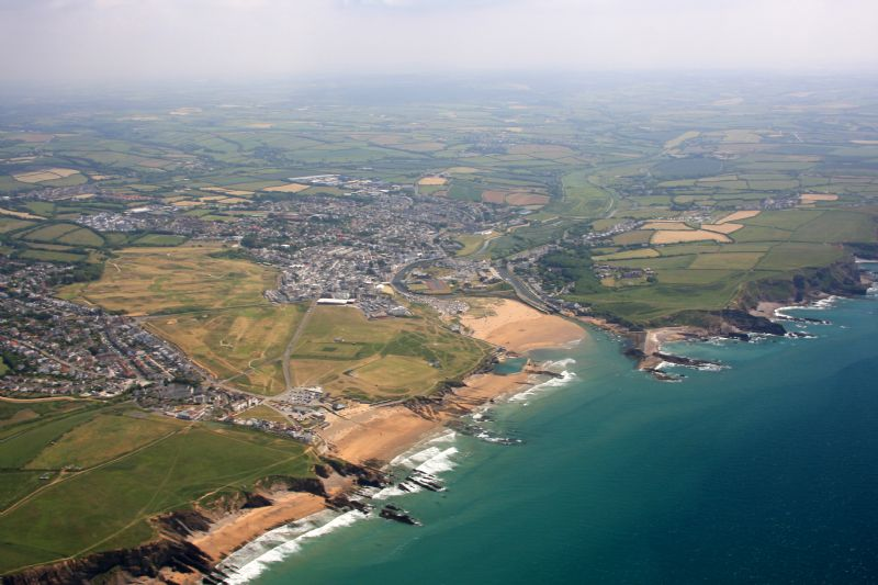 Bude's Beaches - Summerleaze and Crooklets