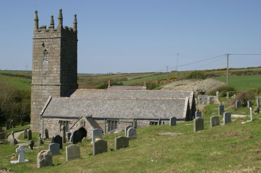 St Levan History On Into Cornwall Guide