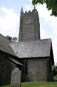 Egloshayle Church