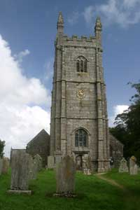 Stithians Church