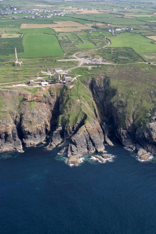 Levant Cornwall Tourist Guide Amp Map Events