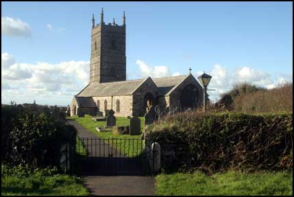 St Eval Church