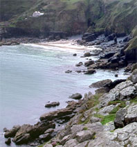 Treen Cove, Gurnard's Head near Zennor