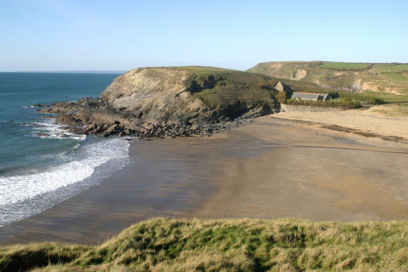 Lizard Peninsula - Gunwalloe Church Cove