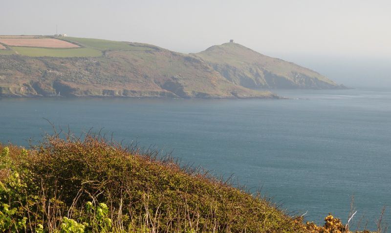 Rame Head on Whitsand Bay