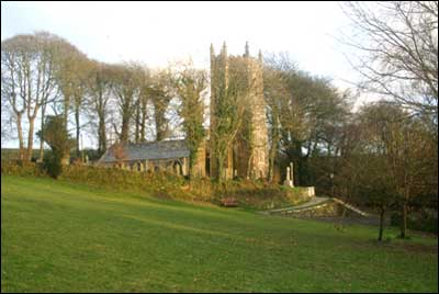 Michaelstow Parish Church