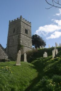 Talland Church