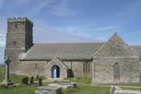 St Materiana Church, Tintagel