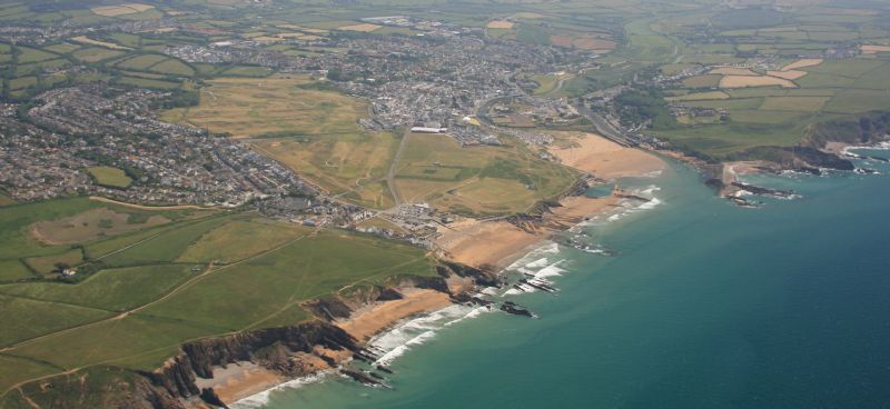 Bude and its beaches