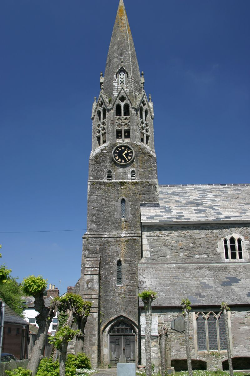 Lostwithiel Parish Church