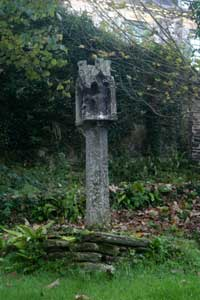 Lantern Headed Cross, St Mawgan in Pydar