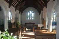 Gunwalloe Parish Church - St Winwalloe