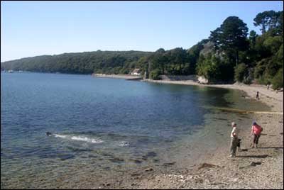 Helford River Cornwall Tourist Guide Amp Map Events