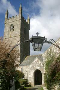 Mawgan in Meneage Church