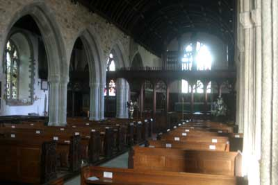 Stratton Church, Cornwall