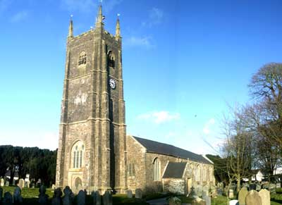 Kilkhampton Parish Church