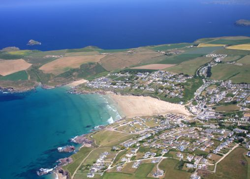 Polzeath Cornwall Tourist Guide Amp Map Events