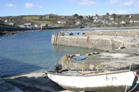 Coverack Harbour