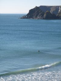 Pentreath Beach, near Caerthillian Cove, Lizard Peninsula