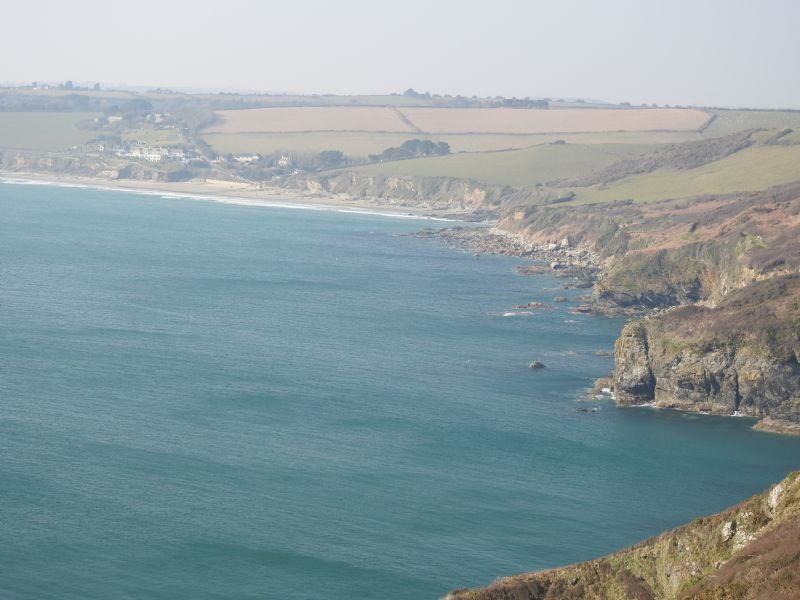 View from Nare Head