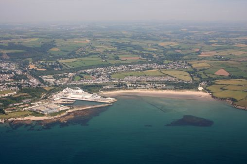Par Beach Information On Into Cornwall Guide