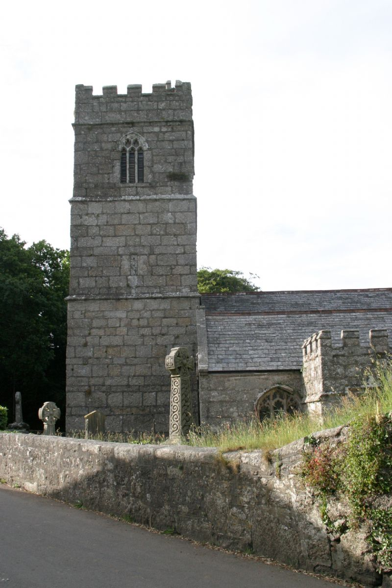 Luxulyan Parish Church