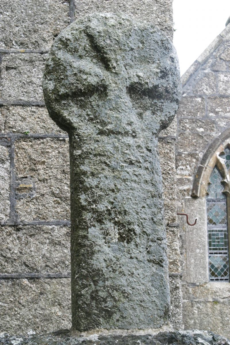 Luxulyan Church Cross