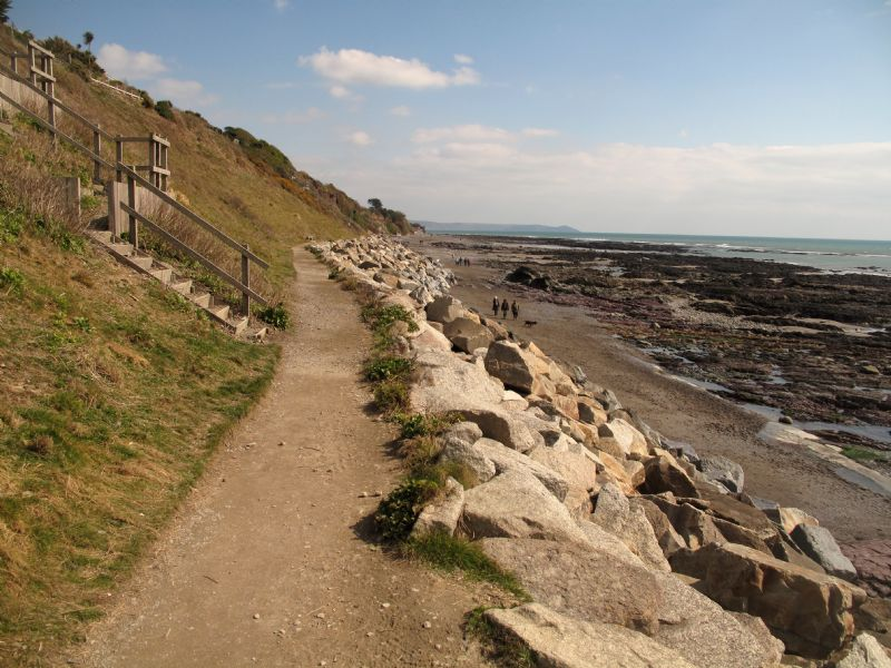 Path between Seaton and Downderry beaches