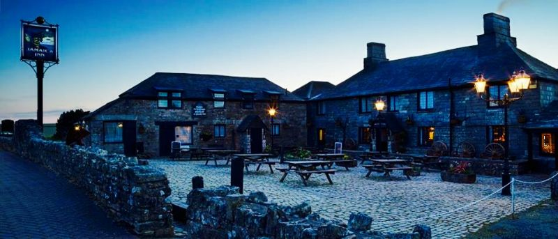 Jamaica Inn at the heart of Bolventor