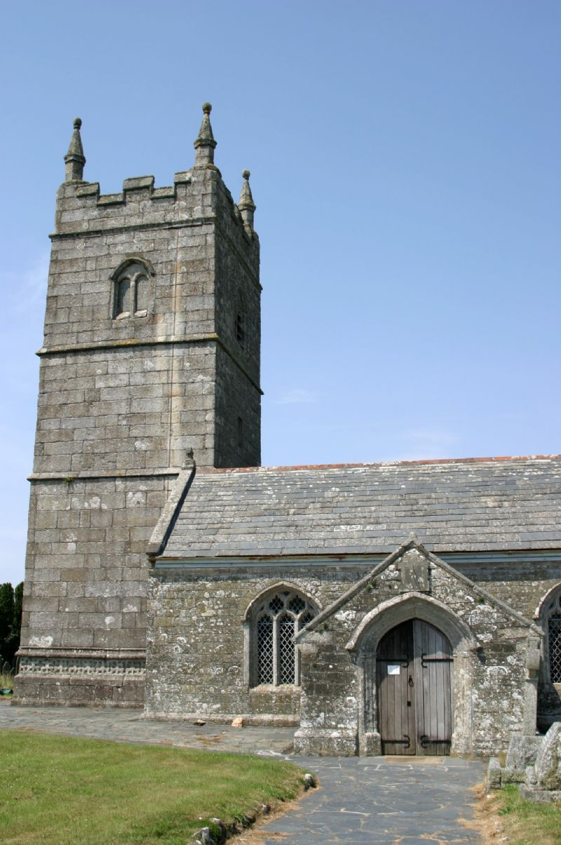 St Endellion Church