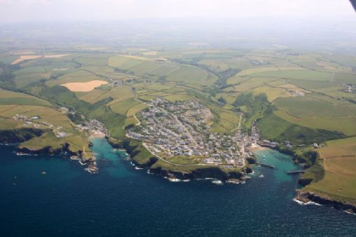 St Endellion Cornwall Tourist Guide Amp Map Events