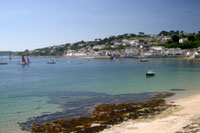 Summers Beach, St Mawes