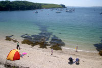 St Mawes, Summers Beach