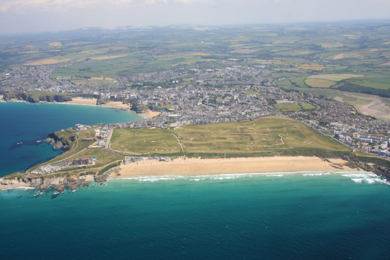 Newquay and its Beaches