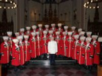 Don Kozakkenkoor Choir who will be competing at the Cornwall International Male Voice Choral Festival