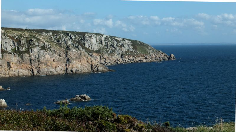 Penberth to Lamorna Coast Path