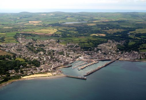 Newlyn Cornwall Tourist Guide Amp Map Events