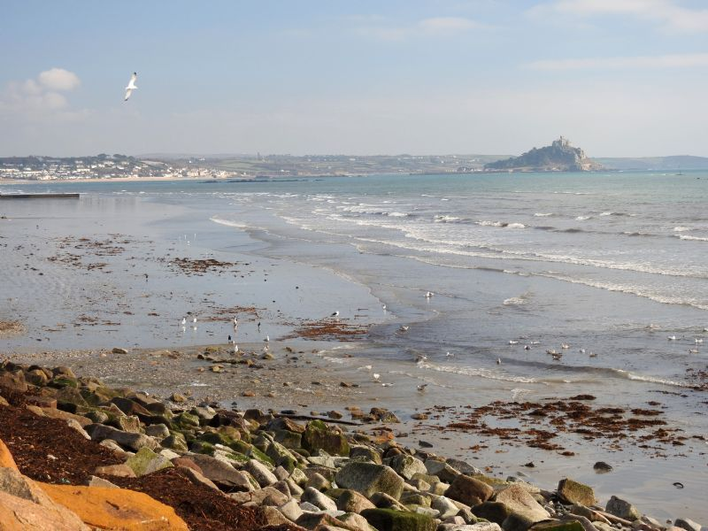 Penzance to Marazion Walk